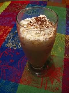 """""""Reggae Coffe"""", café con crema de whiskey"""