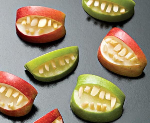 Halloween: Mordisco de Manzana