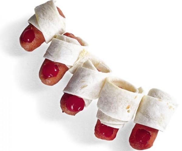 Halloween: Dedos Amputados