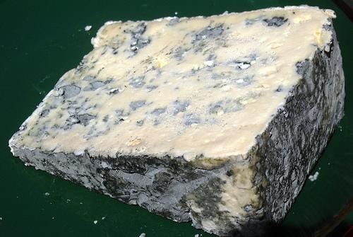 Salsa de queso azul casera