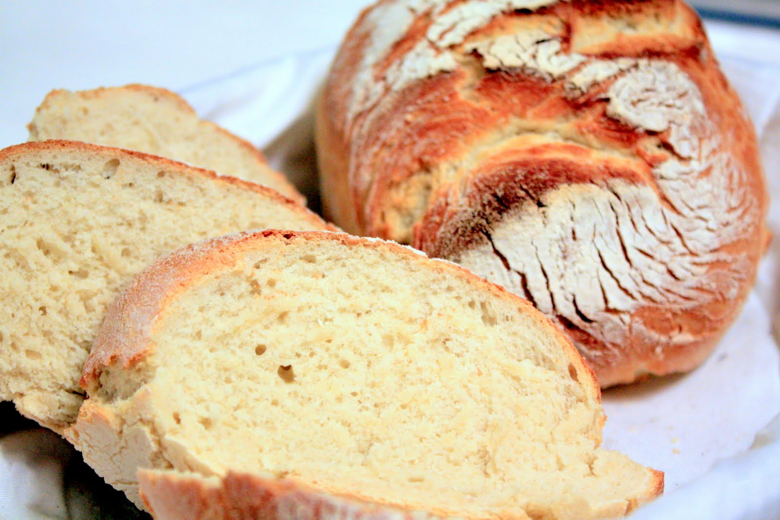 Pan rústico para picar