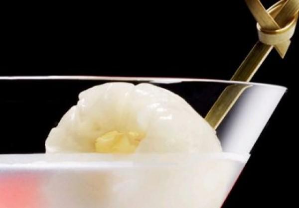 Especial Fin de Año: Cocktail Élixir D'Amour al Lichi