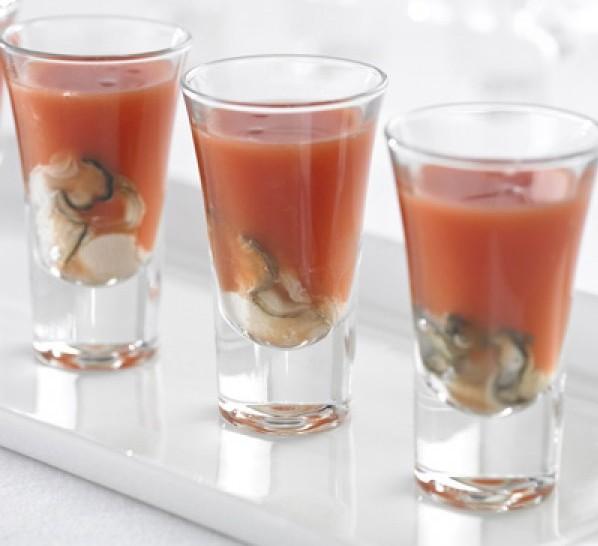 Especial Fin de Año: Cocktail Bloody Mary de Ostras