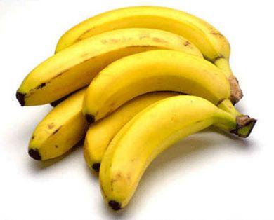 Postre de chocolate y plátano