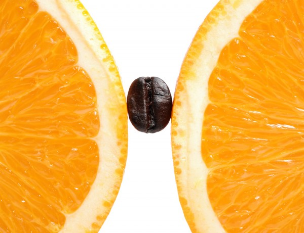 Café con Naranja