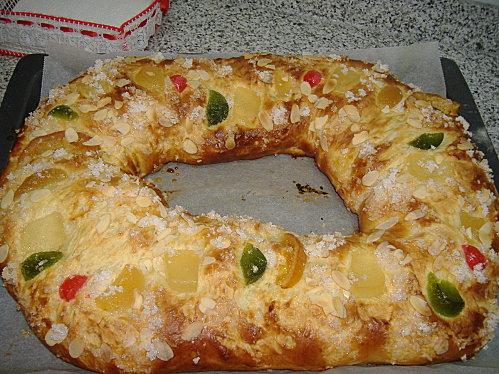 Roscón de Reyes Lowcost