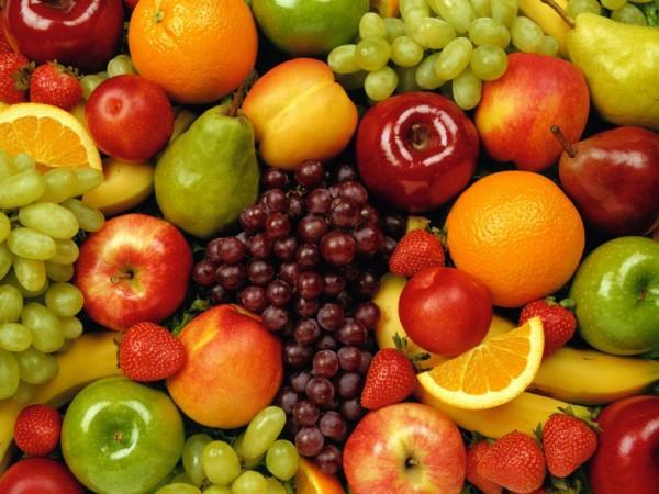 Ensalada fresca de frutas