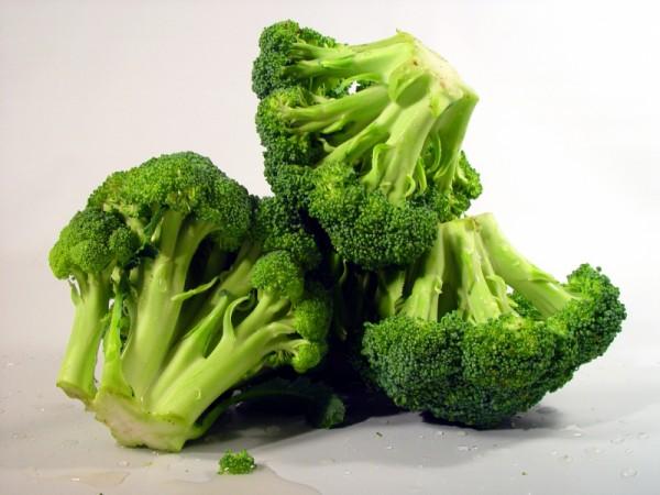 Falso flan de brócoli