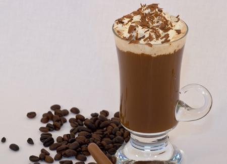 Café para una merienda especial