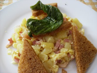 Desayuno especial para empezar bien el día