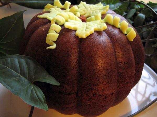 Recetas para Halloween: Pastel Calabaza