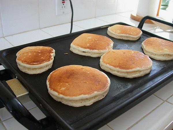 Auténticas tortitas americanas