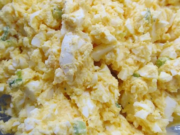 Huevos revueltos especiales