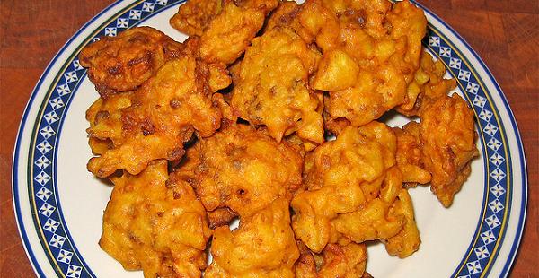 Crujiente de surimi y queso