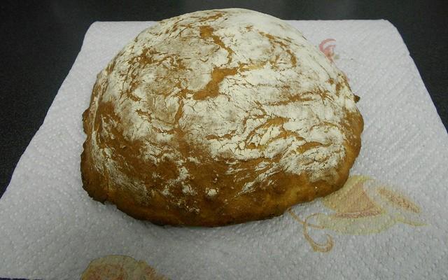 Pan con levadura química